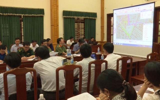 Hội nghị Ban chỉ đạo Dự án 513 tỉnh Thái Bình