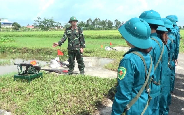 Thiếu tá Đỗ Văn Quý với những sáng kiến đi vào thực tiễn