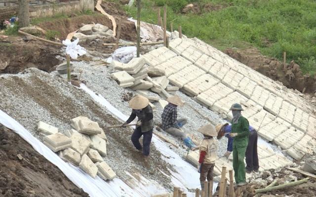 Báo cáo tình hình tổ chức và triển khai các công trình, dự án liên quan đến nông nghiệp