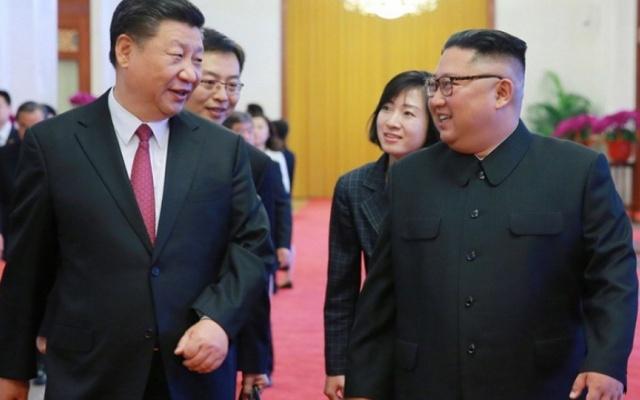 Chủ tịch Trung Quốc lần đầu tiên thăm chính thức Triều Tiên sau 14 năm
