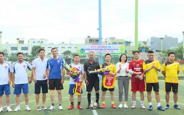 Nhiều hoạt động văn hóa thể thao chào mừng ngày truyền thống Công an nhân dân