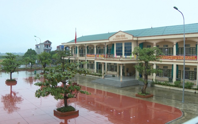 Lạm thu ở trường tiểu học Thái Phương