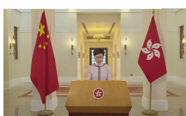 Chính quyền Hong Kong cam kết thúc đẩy nền kinh tế