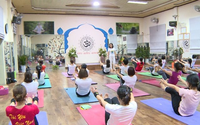Yoga liều thuốc bổ giúp cân bằng cuộc sống