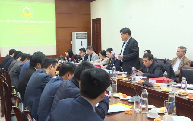 Hội đồng thẩm định Trung ương họp xét công nhận huyện Vũ Thư và Đông Hưng đạt chuẩn nông thôn mới
