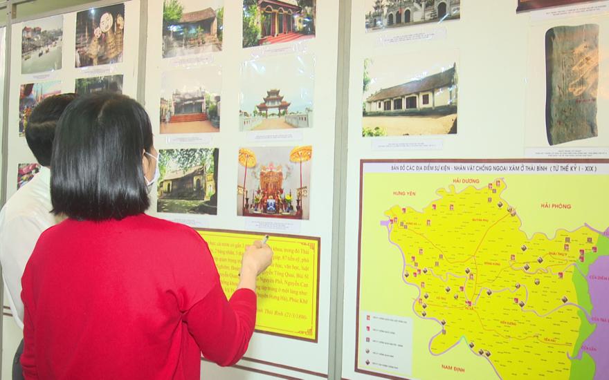 Triển lãm nhân dịp kỷ niệm 130 năm Ngày thành lập tỉnh