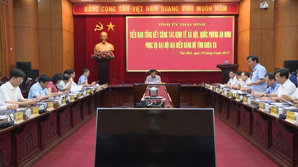 Xây dựng khu kinh tế Thái Bình trở thành động lực phát triển kinh tế của tỉnh
