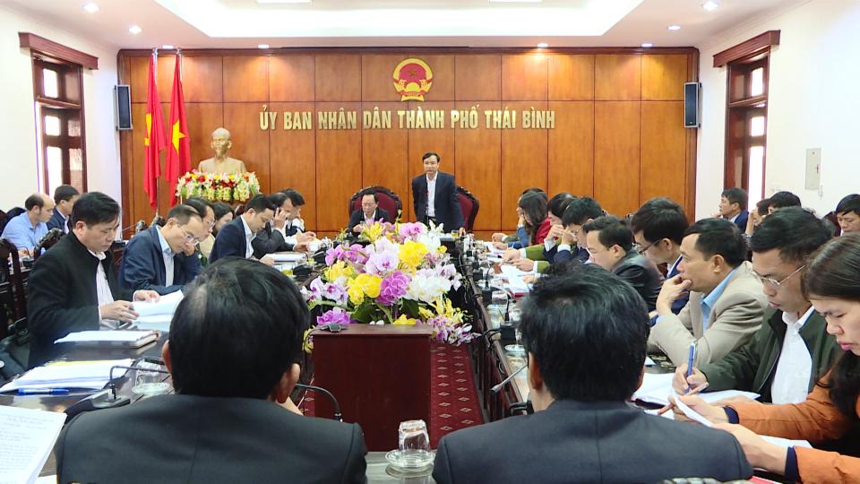 Đảm bảo an toàn cho nhân dân vui xuân đón Tết tại thành phố Thái Bình